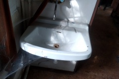 Umyvadlo v kantýnce